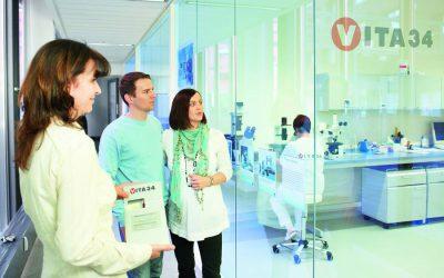 Matične ćelije iz VITA 34 za dečaka iz Australije