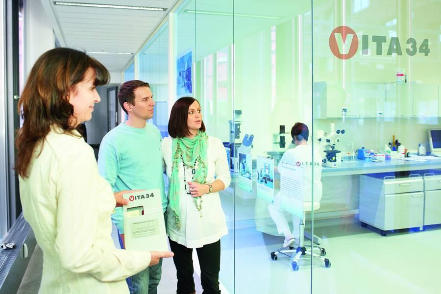 Maticne celije iz VITA 34 za decaka iz Australije