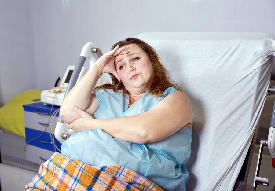 trudna majka u bolnici s rizicnom trudnocom