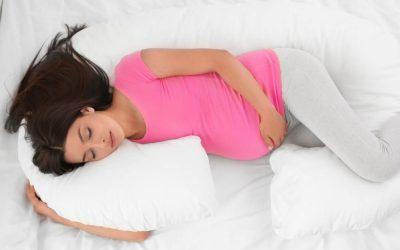Spavanje u trudnoći: Koji su najbolji položaji?
