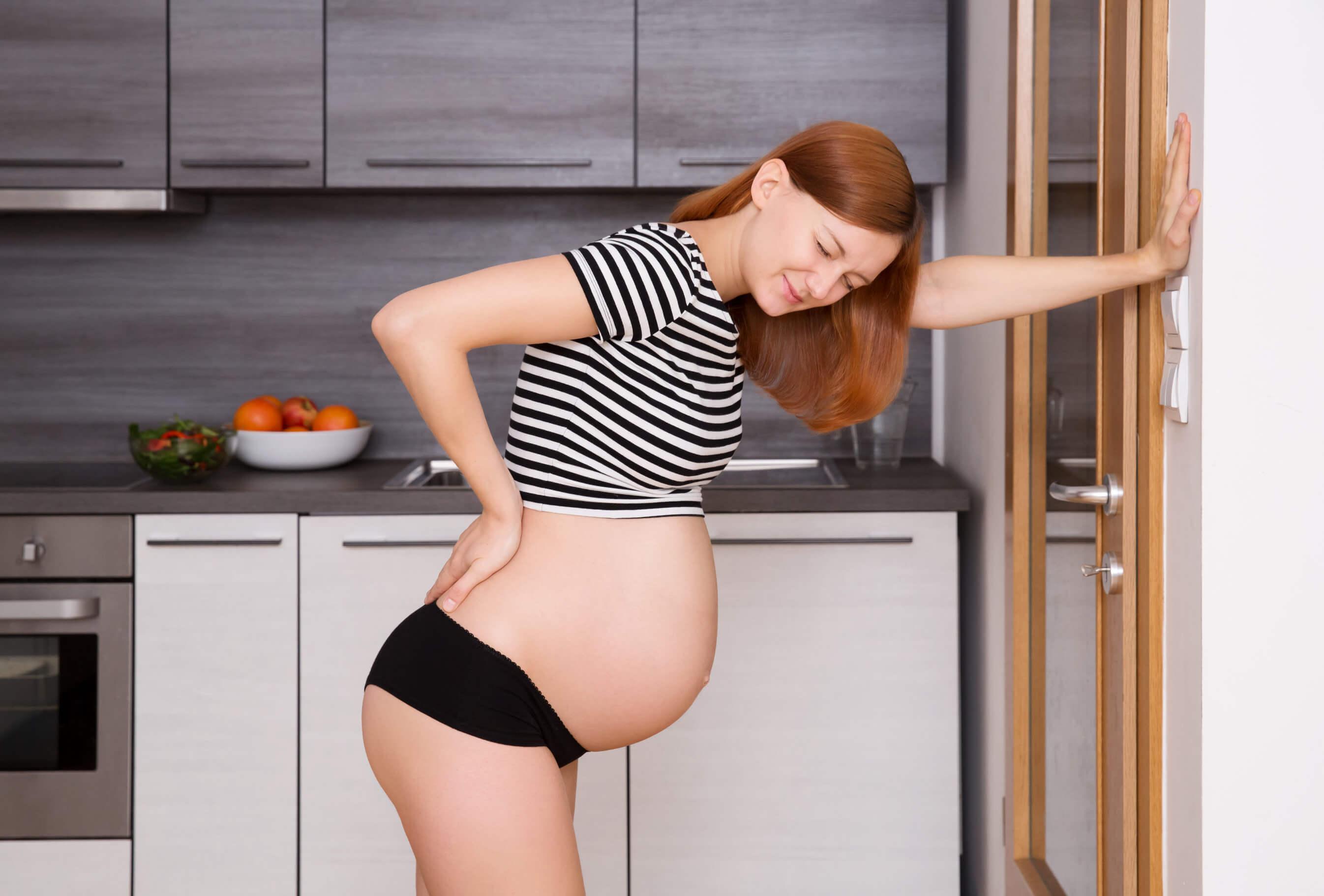 bolovi u ledjima u trudnoci