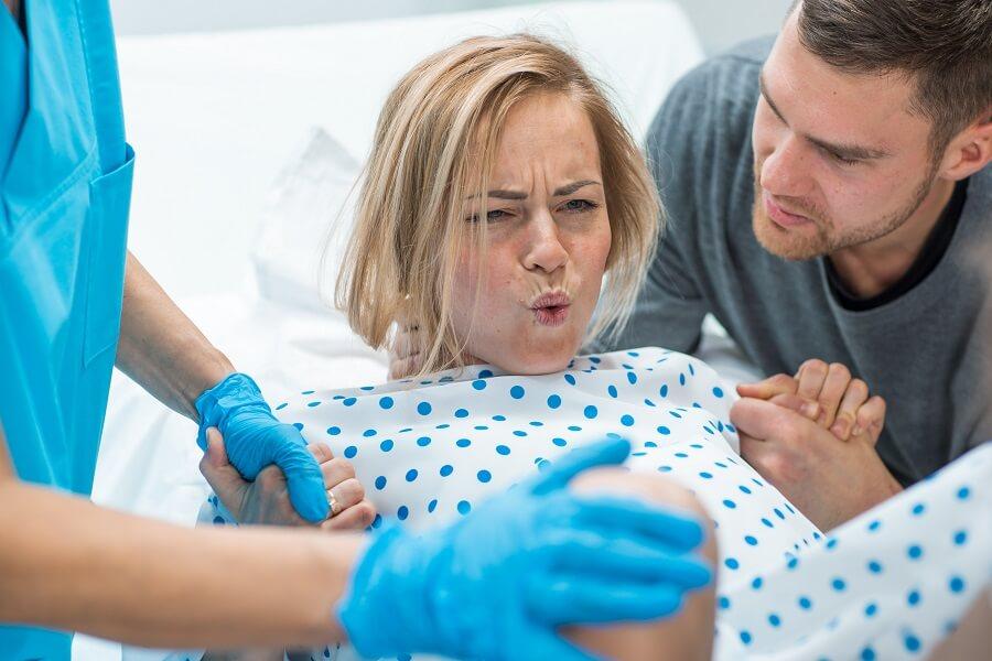bolan porodjaj